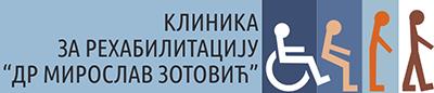 """Klinika za Rehabilitaciju """"Dr. Miroslav Zotović"""""""
